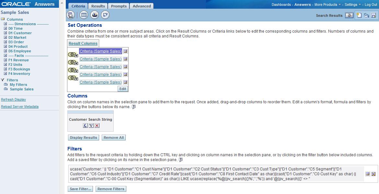 Oracle Business Intelligence Developer Blog